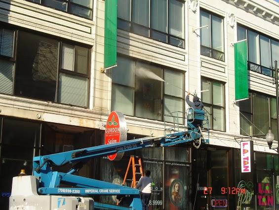 Chicago Storefront Cleaning
