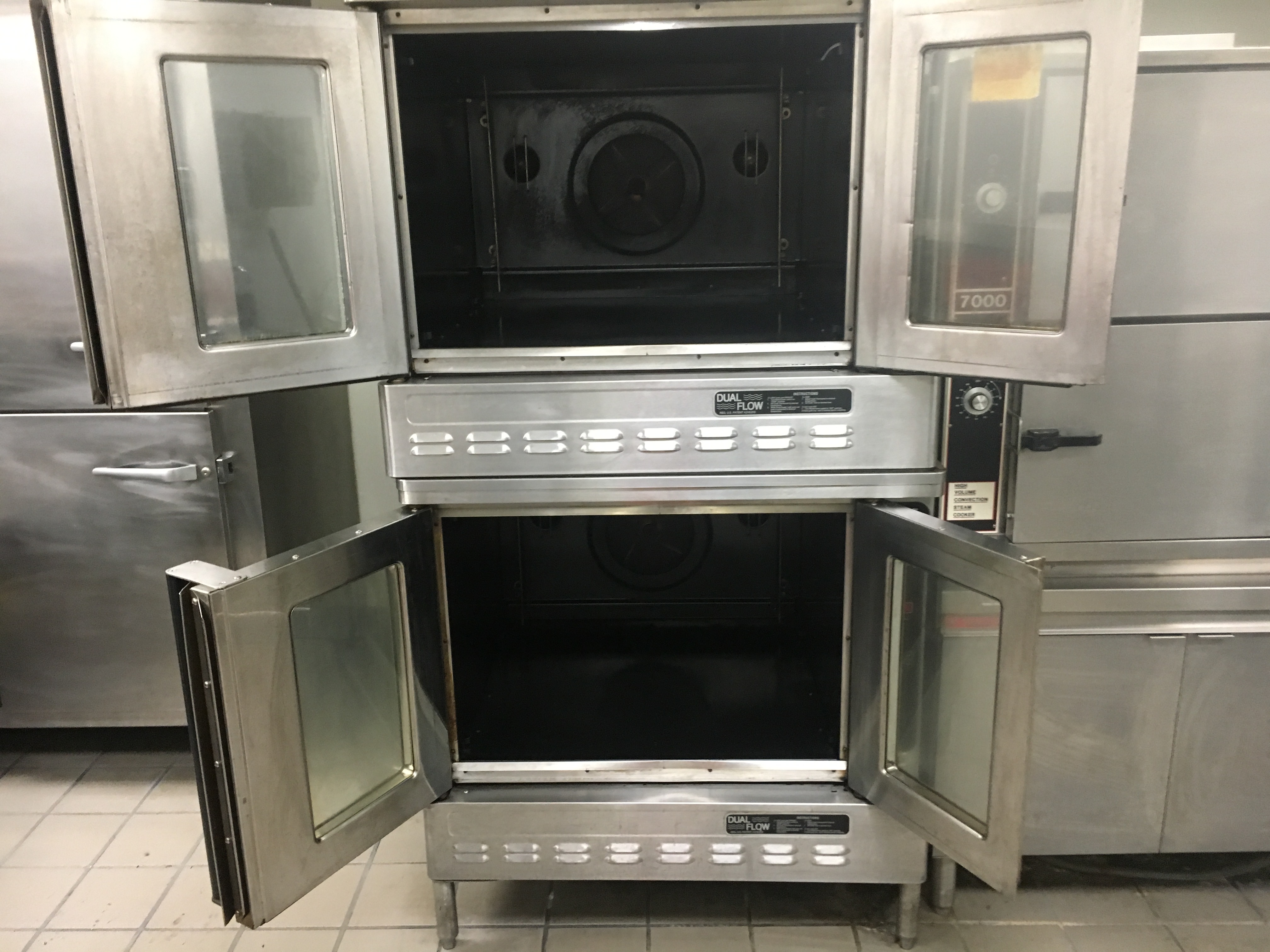 Commercial Oven Cleaning Chicago After